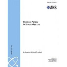 ANS 15.16-2015 (R2020)