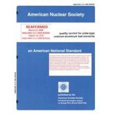 ANS 15.2-1999 (R2016)