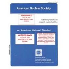 ANS 15.11-1993 (R2004)