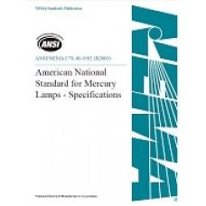 ANSI/ANSLG C78.40-1992 (R2003)