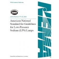 ANSI/ANSLG C78.41-2006