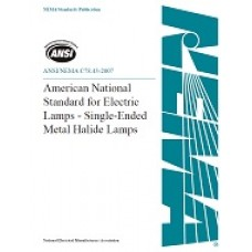ANSI/ANSLG C78.43-2007