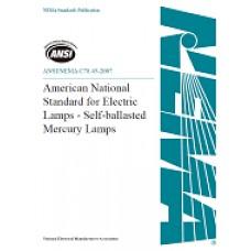 ANSI/ANSLG C78.45-2007