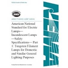 ANSI/ANSLG C78.60432:1-2007 (S2018)