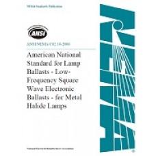 ANSI/ANSLG C82.14-2006