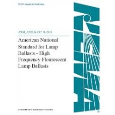 ANSI/ANSLG C82.11-2011