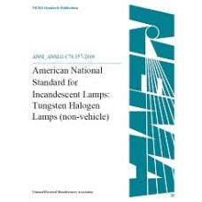 ANSI/ANSLG C78.357-2010