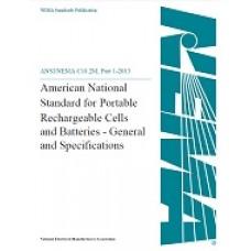 ANSI/NEMA C18.2M, Part 1-2013