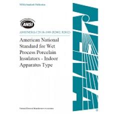 ANSI/NEMA C29.10-1989 (R2002, R2012)
