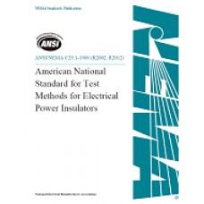 ANSI/NEMA C29.1-1988 (R2012)