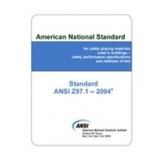 ANSI Z97.1-2004