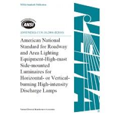ANSI C136.18-2006 (R2010)