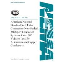 ANSI C119.6-2006