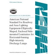 ANSI C136.14-2004 (R2009)