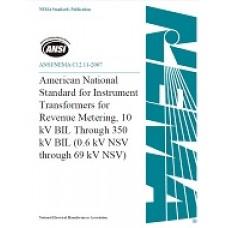 ANSI C12.11-2006 (R2019)