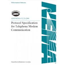 ANSI C12.21-2006 (R2016)