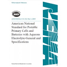 ANSI C18.1M, Part 1-2009