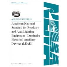 ANSI C136.35-2009 (R2014)