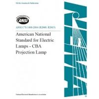 ANSI C78.1408-2004 (R2008, R2015)