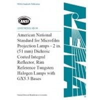 ANSI C78.1420-2001 (S2018)