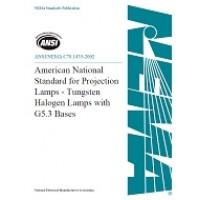 ANSI C78.1435-2002 (S2018)