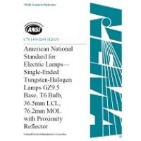 ANSI C78.1460-2004 (R2015)