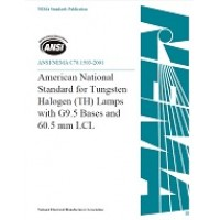 ANSI C78.1503-2001