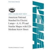 ANSI C78.20-2003 (R2007, R2015)