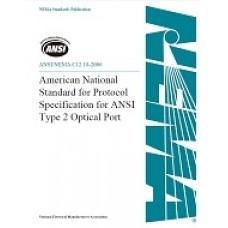 ANSI C12.18-2006 (R2016)