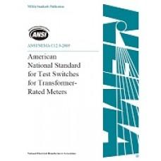 ANSI C12.9-2005