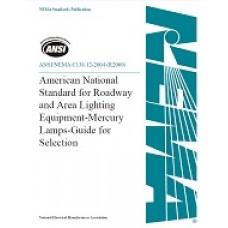 ANSI C136.12-2004 (R2009)