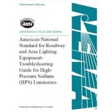 ANSI C136.26-2003 (R2009)