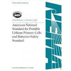 ANSI C18.3M Part 2-2003