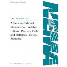 ANSI C18.3M Part 2-2011