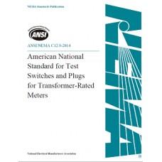 ANSI C12.9-2014