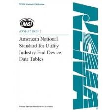 ANSI C12.19-2012
