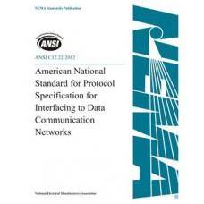 ANSI C12.22-2012 (R2020)
