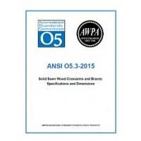 ANSI O5.3-2015