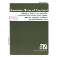 ANSI C37.0781-1972