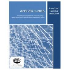 ANSI Z97.1-2015 (R2020)