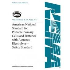 ANSI C18.1M, Part 2-2017