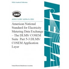 ANSI C12/IEC 62056-5-3 ED3