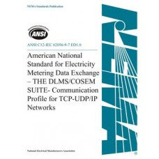 ANSI C12-IEC 62056-9-7 ED1.0
