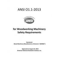 ANSI O1.1-2013