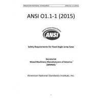 ANSI O1.1-1-2015