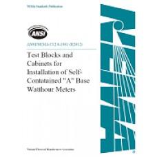 ANSI C12.8-1981 (R2002, R2012)