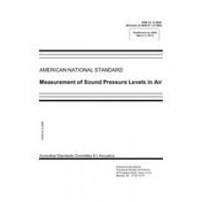 ASA S1.13-2005 (R2010)
