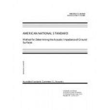 ASA S1.18-2010