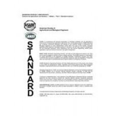 ASAE/ASABE AD26322-1:2008