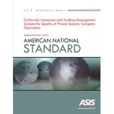 ASIS PSC.2-2012